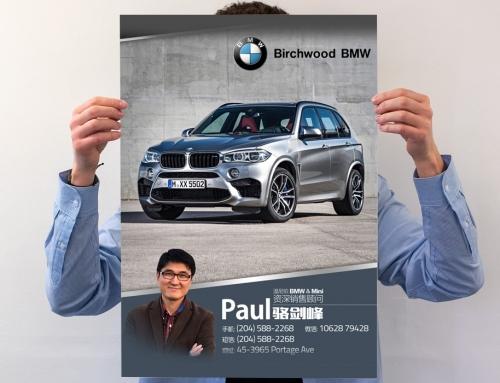 BIRCHWOOD BMW